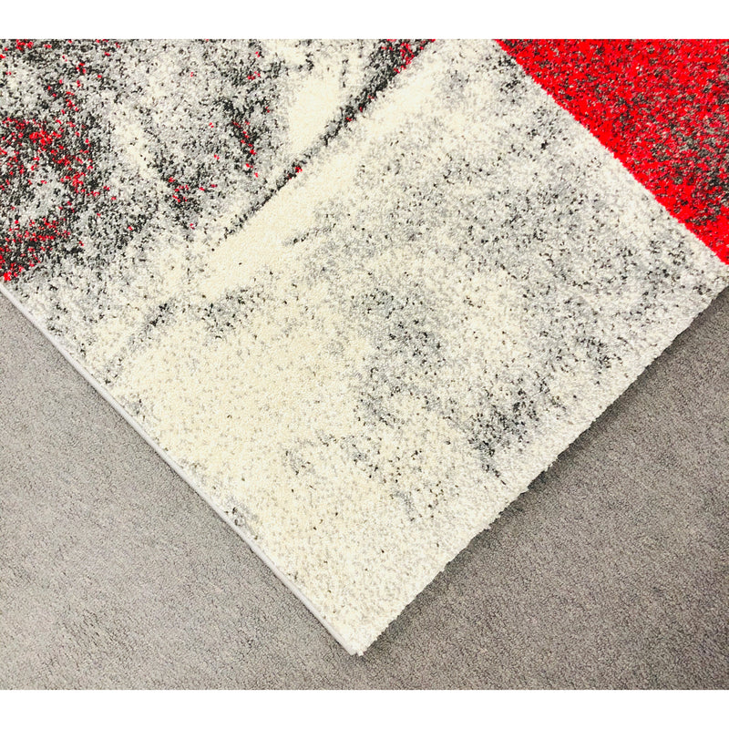 A RUG | LONDON M534 ZRED | Quality Rugs and Furniture
