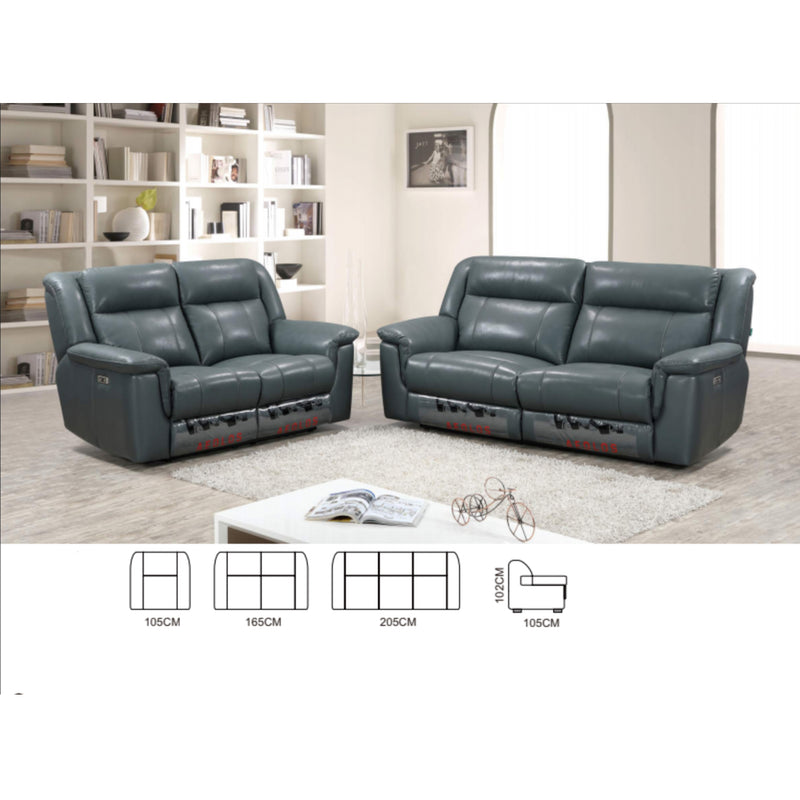 A COUCH | FRANKSTON ELECTRIC RECLINER | Quality Rugs and Furniture