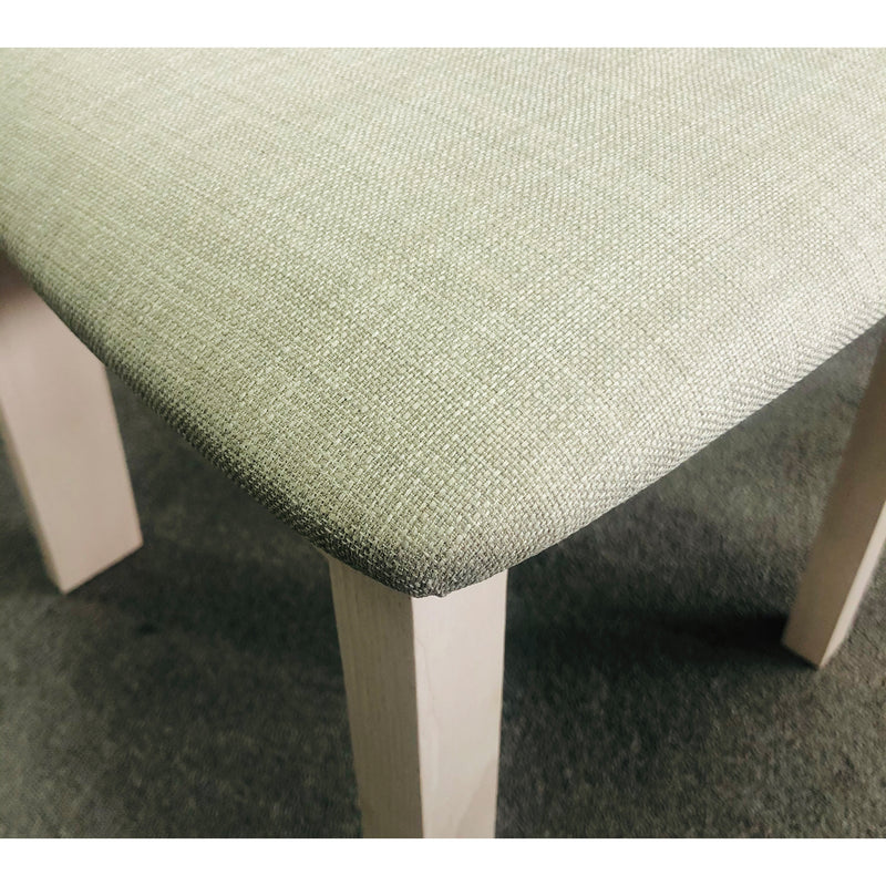 A DINING CHAIR | MILKY WHITE DINING CHAIR | Quality Rugs and Furniture