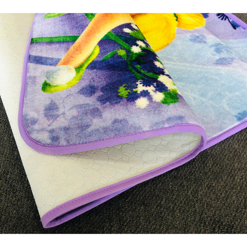 A KIDS MAT | TINKERBELL FLOWER | Quality Rugs and Furniture