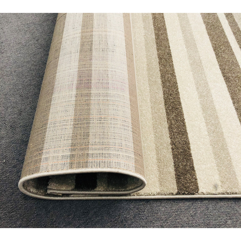 A RUG | LONDON M346 N BROWN | Quality Rugs and Furniture