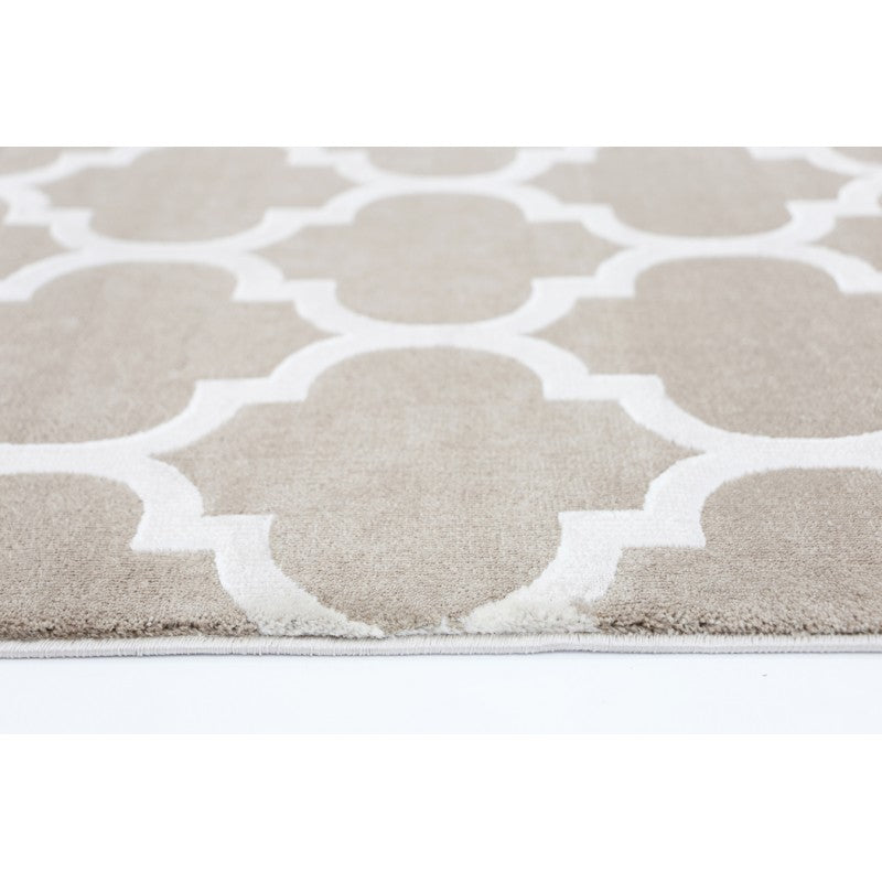 A RUG | ALLEGRA 17391-780 BEIGE/CREAM | Quality Rugs and Furniture