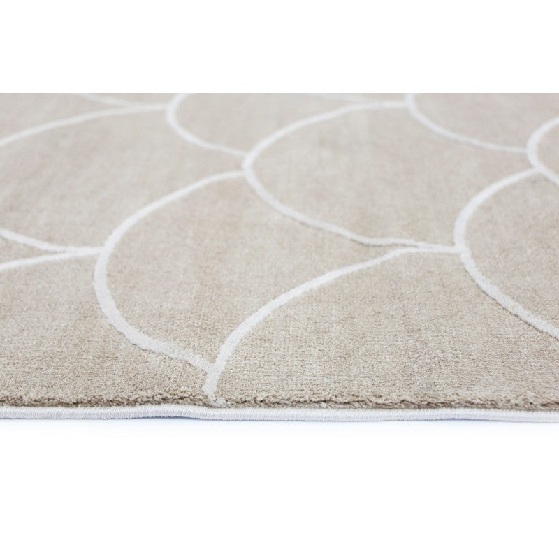 A RUG | ALLEGRA 17390 BEIGE | Quality Rugs and Furniture