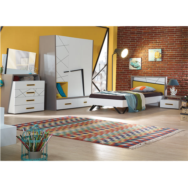 A BEDDING | VECTOR SINGLE BED | Quality Rugs and Furniture