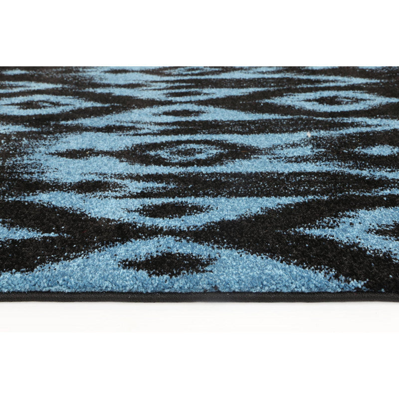 A RUG | MODERN RUG CHARLESTON 816 TURQUOISE | Quality Rugs and Furniture