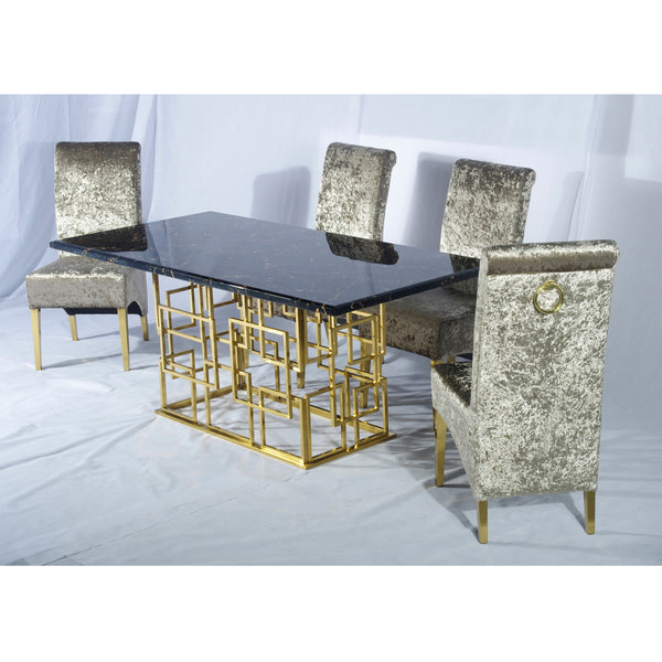 A DINING TABLE | SIERRA DINNING TABLE | Quality Rugs and Furniture