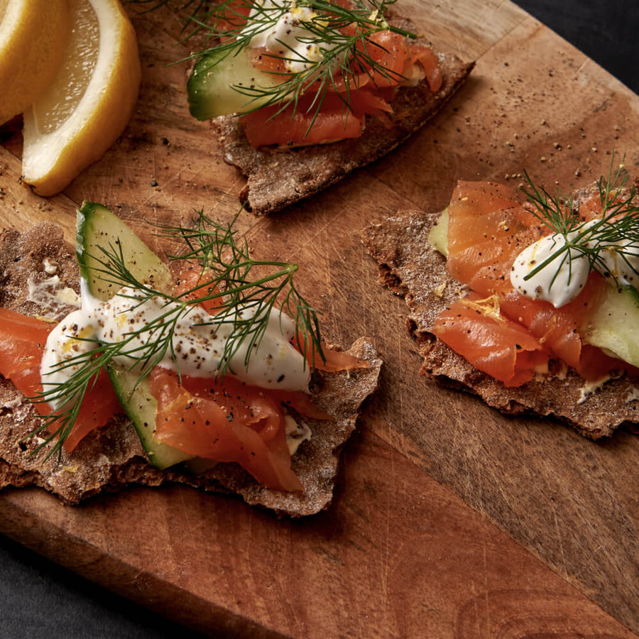 Finest Quality Goldstein Smoked Salmon (various weights)