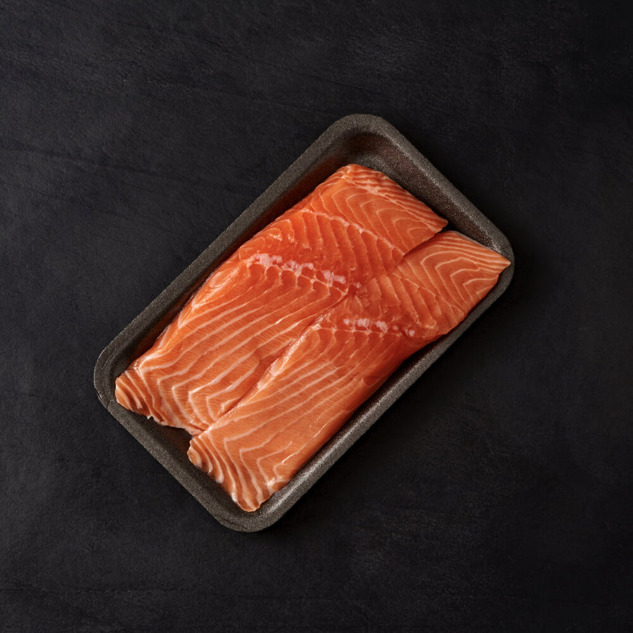 2 Portions of Goldstein's Fresh Salmon (approx 300g)