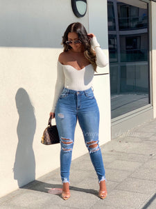 BETH HIGH WAISTED JEANS