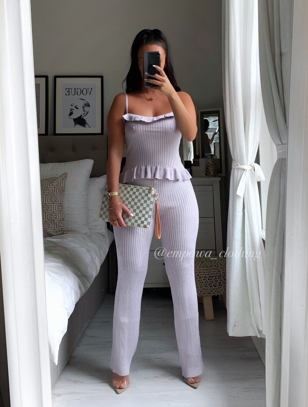 FRANKIE LOUNGEWEAR SET