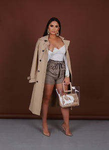 CASSANDRA TRENCH COAT