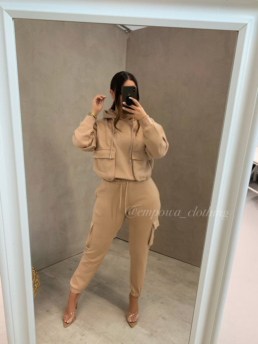 JULES CARGO TRACKSUIT