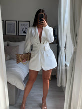 Load image into Gallery viewer, COCO LUX BLAZER DRESS