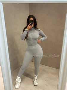 ALIA HIGH WAISTED SEAMLESS LEGGINGS