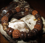 Natural Elements Bracelet, size Small (stretch)