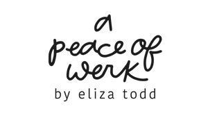 A Peace of Werk