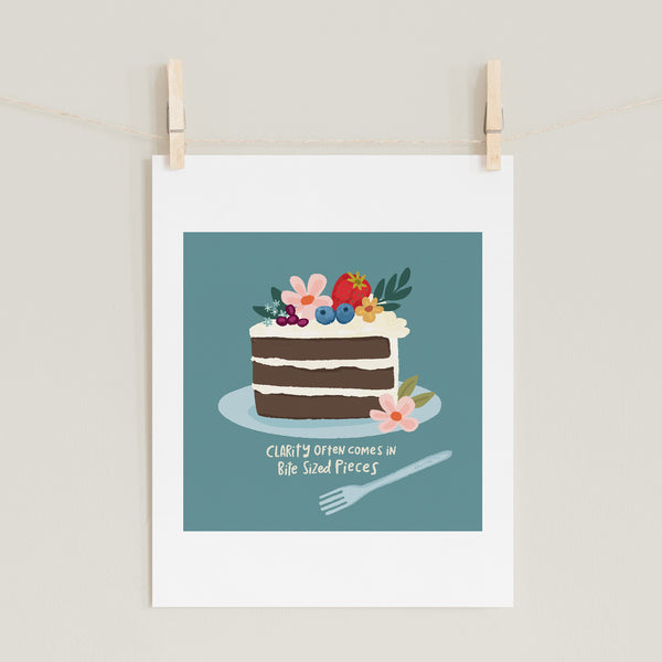 A Piece of Cake - Fine Art Prints