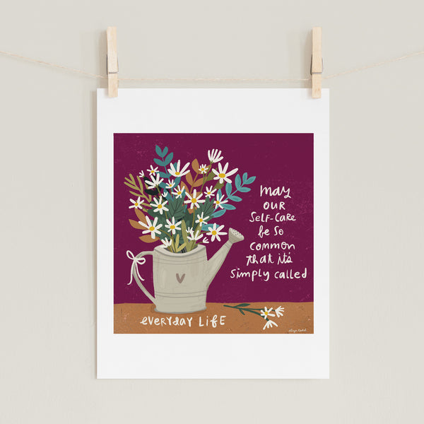 Self-Care - Fine Art Prints