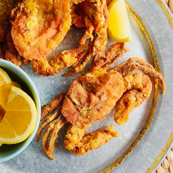 SOFT SHELL CRABS -  كابوريا سوفت شيل