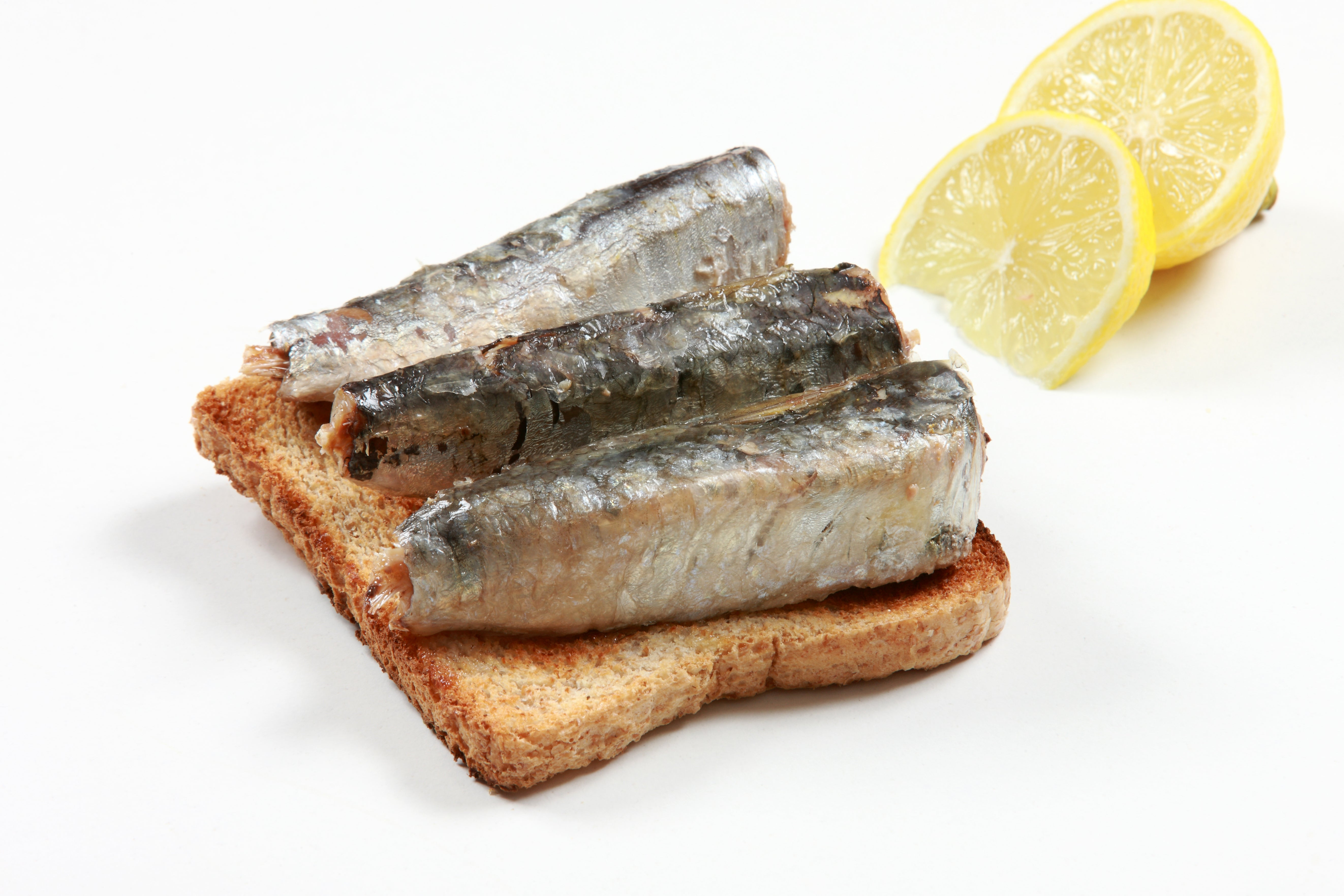SPICY SALTED MARINATED SARDINE FILLETS - سردين فيليه