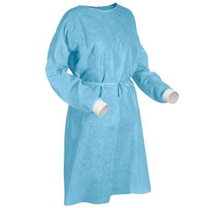 CPPESS Safety Apparel Disposable Gowns (5/Bag)