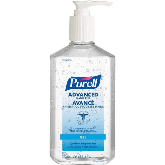 CPPESS Sanitizers Purell Hand Sanitizer 354ml