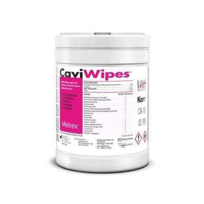 CPPESS Sanitizing Wipes CaviWipes 160 wipes