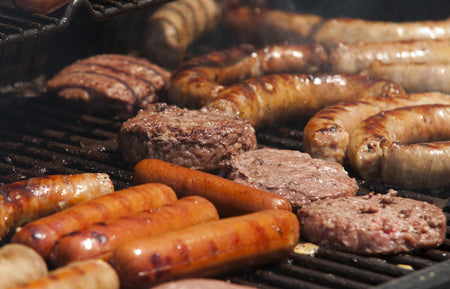 Burgers, Sausages & Hot Dogs