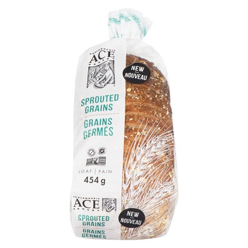 Ace Bakery Sprouted Grain Loaf