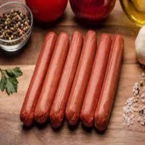All-Beef Hot Dogs