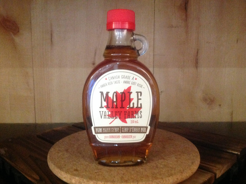 Burke's Maple Syrup