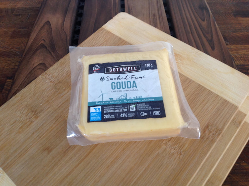 Bothwell Smoked Gouda Cheese