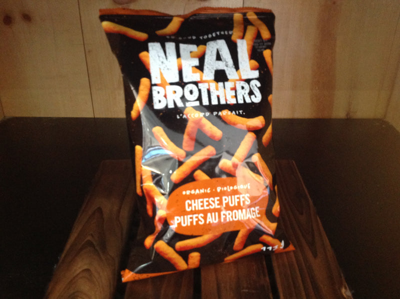 Neal Brothers Cheese Puffs
