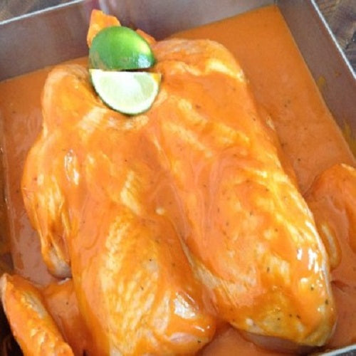 Marinated Flattened Chicken (Piri Piri)