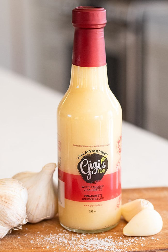 Gigi's White Balsamic Vinaigrette