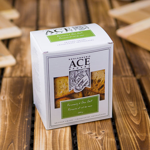 Ace Rosemary & Sea Salt Artisan Crisps