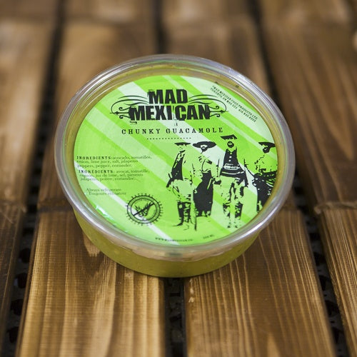 Mad Mexican Guacamole