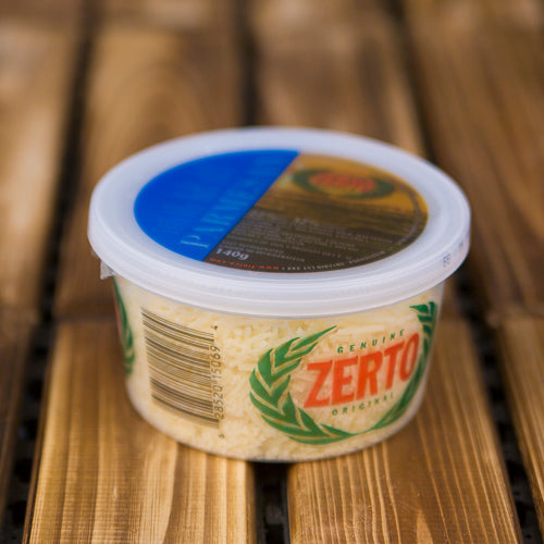 Zerto Shredded Parmesan Cheese