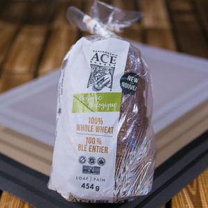 Ace Bakery Whole Wheat Bread