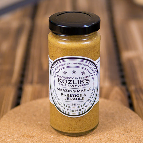 Kozlik's Amazing Maple Mustard