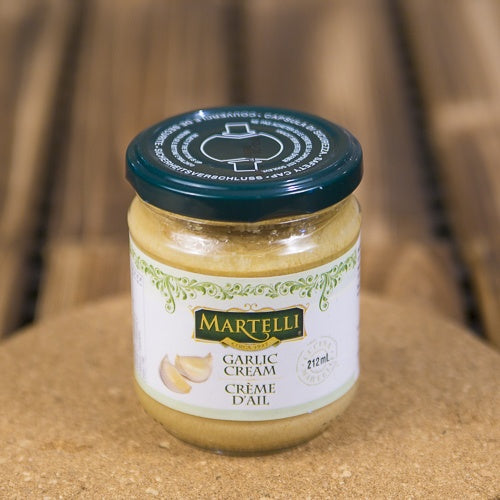 Martelli Garlic Cream