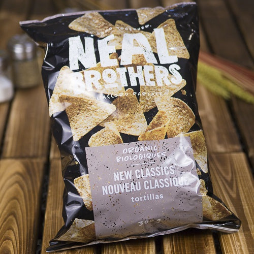 Neal Brothers New Classics Tortillas