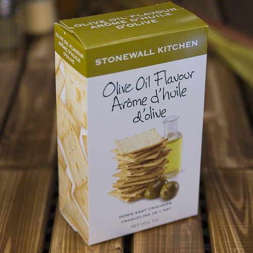 Stonewall Olive Oil Crackers