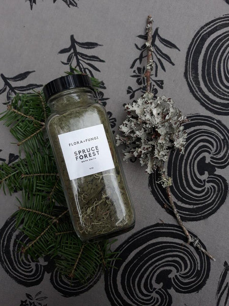 Spruce Forest Bath Salts