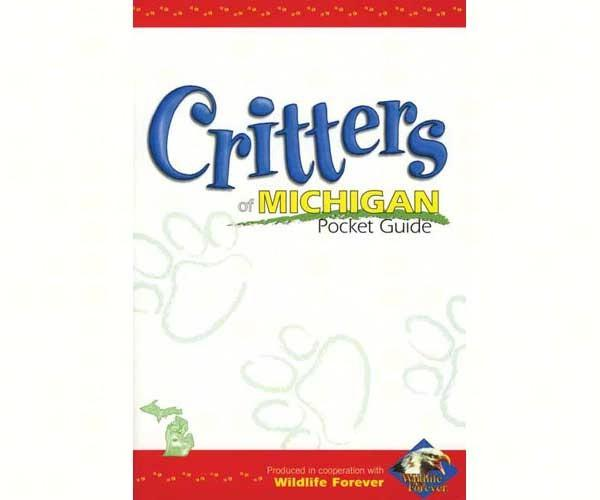 Critters Michigan Pocket Guide