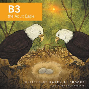 B3 the adult eagle book