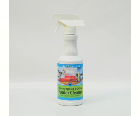 hummingbird feeder cleaner