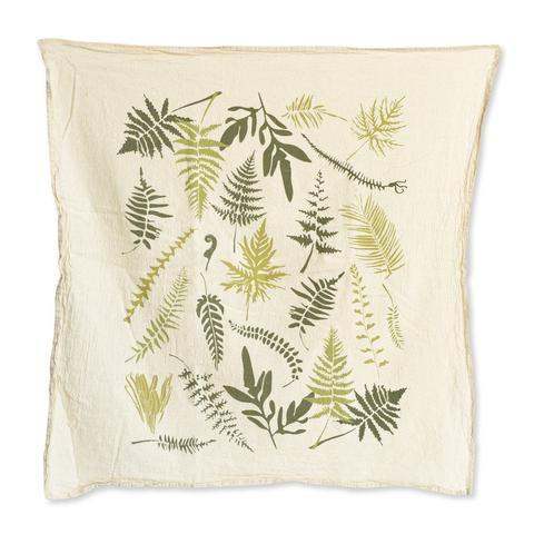 Endangered Ferns Towel