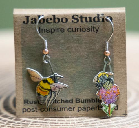 Jabebo Rusty Patched Bumblebee
