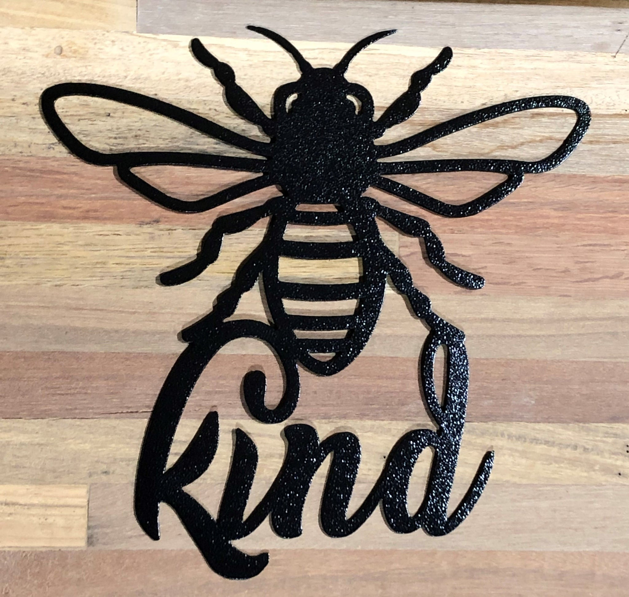Bee Kind Wall Art